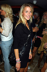 MISS AYESHA MAKIM niece of Sarah, Duchess of York at a party to celebrate the opening of Ishtar - a new mediterainian restaurant in Crawford Street, London W1 on 15th September 2004.<br /><br />NON EXCLUSIVE - WORLD RIGHTS