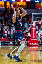 NORMAL, IL - November 06:  Adam Kunkel during a college basketball game between the ISU Redbirds and the Belmont Bruins on November 06 2019 at Redbird Arena in Normal, IL. (Photo by Alan Look)
