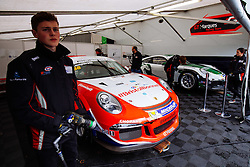 Dino Zamparelli   GT Marques   #88 Porsche 911 GT3 Cup   Porsche Carrera Cup GB   Race 1 - Mandatory byline: Rogan Thomson/JMP - 16/04/2016 - MOTORSPORT - Silverstone Grand Prix Circuit - Towcester, England - FIA World Endurance Championship Meeting.
