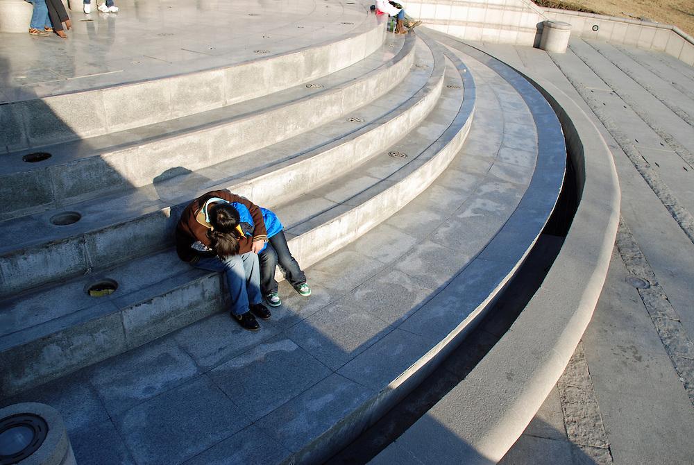 Beijing, 2007. © Candice Kwan