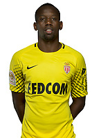 Seydou Sy during Photoshooting of Monaco for new season 2017/2018 on September 28, 2017 in Monaco, France. (Photo by Chateau/Asm/Icon Sport)