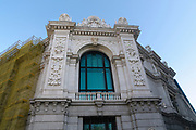 Banco de Espana, Bank of Spain in Madrid, Spain