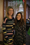 ANNEKE GILKES; ZOE STIRLING, Launch of The Happy Kitchen: Good Mood Food, by Rachel Kelly and Alice Mackintosh. Squirrel, South Kensington. London. 31 January 2017