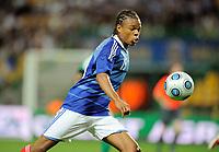 Fotball<br /> Frankrike v Nigeria<br /> Foto: DPPI/Digitalsport<br /> NORWAY ONLY<br /> <br /> FOOTBALL - FRIENDLY GAMES 2008/2009 - FRANCE v NIGERIA - 2/06/2009<br /> <br /> LOIC REMY (FRA)