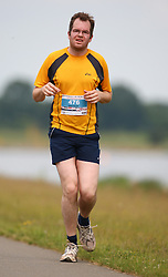©London News Pictures. 31/01/2011. Collect picture of Dutchman Vincent Tabak who has been charged with the murder of Joanna Yeates. Tabak will today (31/01/2011) appear via vidolink at Bristol Crown Court for a preliminary hearing. Pictured here taking part in a 10km race in June 2010.  Photo credit should read: London News Pictures