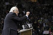 Senator Bernie Sanders at Campaign Rally in Carson, California, May 17, 2016.