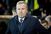 Portsmouth Manager Kenny Jackett before the The FA Cup 3rd round match between Norwich City and Portsmouth at Carrow Road, Norwich, England on 5 January 2019.