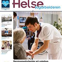 Helsefagarbeideren nr 1, 2013
