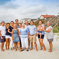 Leslie Family Reunion Portraits