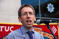 2013-07-18 Stephen Knight addresses anti-cuts FBU rally