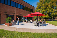 Exterior photo of Hub Spot Conference Center   in Columbia MD by Jeffrey Sauers of Commercial Photographics, Architectural Photo Artistry in Washington DC, Virginia to Florida and PA to New England