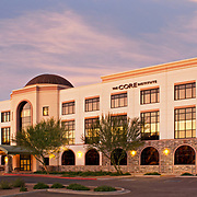 SWA Architects, Medical Office Building, Gilbert, Arizona, Pacific Medical Buildings, PMB, Medical Architecture, architectural exteriors, medical offices, hospital design, architectural photography, San Diego Architectural Photographer, Southern California Architectural Photographer