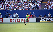FIFA World Cup - USA 1994<br /> 5.7.1994, Giants Stadium, East Rutherford, New Jersey.<br /> Round of 16 match, Mexico v Bulgaria.