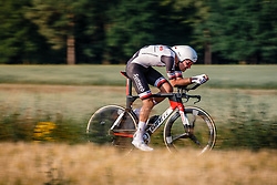 Tom Dumoulin of Team Sunweb, Dutch Individual Time Trial Nationals Men Elite, Stokkum, Montferland, The Netherlands, 21 June 2017. Photo by Pim Nijland / PelotonPhotos.com | All photos usage must carry mandatory copyright credit (Peloton Photos | Pim Nijland)
