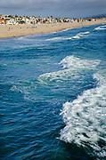 Manhattan Beach Shoreline