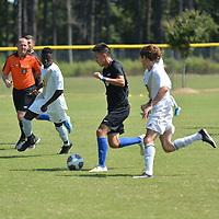 Men's Soccer: North Carolina Wesleyan College Bishops vs.