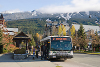 Living in Whistler means regular activities, such as walking to work, catching a bus, going to school and taking care of your health. BC Transit provides bus transportation in Whistler.