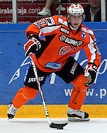 15.9.2012, Ritari Areena, H?meenlinna..J??kiekon SM-liiga 2012-13. HPK - Ilves..Antti Aarnio - HPK