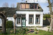 Old traditional house, Maasluis, Netherlands