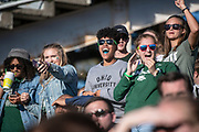 Ohio University welcome back alumni for Homecoming Weekend on October 12, 2019. Photo by Hannah Ruhoff