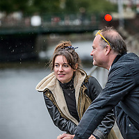 Nederland, Amsterdam, 20 oktober 2016.<br /> Eva Crutzen (Maastricht, 15 april 1987) is een actrice, zangeres en cabareti&egrave;re. In 2012 won ze de publieksprijs op het Wim Sonneveld concours. Ze is ze vast verbonden aan het VARA-radioprogramma Spijkers met koppen.<br /> <br /> Op televisie speelde ze verschillende (gast)rollen in onder andere Flikken Maastricht, D.E.A.L en Jeuk, presenteerde ze programma's voor Schooltv en was ze te zien in het comedyprogramma Larie.<br /> Op 27 juni 2016 maakt de Vereniging van Schouwburg- en Concertgebouwdirecties (VSCD) bekend dat Crutzen met haar voorstelling Spiritus is genomineerd voor de Neerlands Hoop, de prijs voor de meest belovende theatermaker(s) met het grootste toekomstperspectief.<br /> <br /> Foto: Jean-Pierre Jans