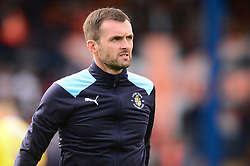 Luton Town manager Nathan Jones - Mandatory by-line: Alex James/JMP - 15/09/2018 - FOOTBALL - Kenilworth Road - Luton, England - Luton Town v Bristol Rovers - Sky Bet League One