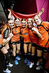20151220 DEN: World Championships Handball 2015 Nederland - Noorwegen, Herning