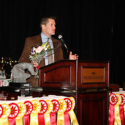 Stephen Bradley at the 2007 USEA Convention and awards dinner in Colorado Springs, CO, USA