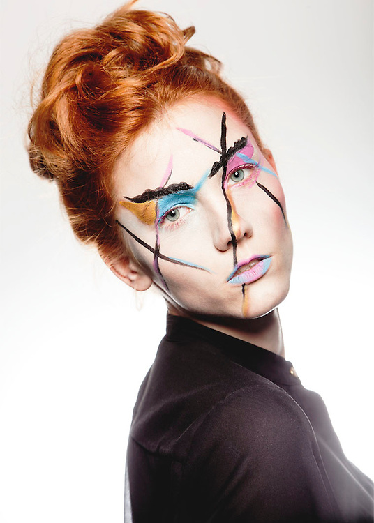 Model Melanie Hestings by Beauty Fotograf München - Kpaou Kondodji
