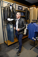 Antonio Banderas Launches Fashion Collection With Selected Homme - 08 Aug 2016