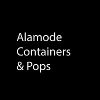 Alamode Containers & Pops