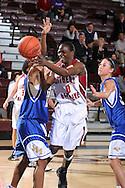 Southern Nazarene vs John Brown.SAC Tournament - Round 1.March 1, 2007