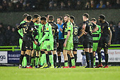 Forest Green Rovers v Mansfield Town 151218