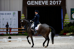 CARRASCOSA Borja (ESP) Al Martino 10<br /> Genf - CHI Rolex Grand Slam 2017<br /> Preis des Jiva Hill Stables Grand Prix Kür<br /> © www.sportfotos-lafrentz.de