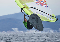2017 RS:X Windsurfing World Championships || 2017-09-23, Enoshima, Japan || © Copyright 2017 || RS:X Class: Robert Hajduk - ShutterSail.com || All Rights Reserved ||