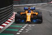 May 23-27, 2018: Monaco Grand Prix. Fernando Alonso (SPA), McLaren Renault, MCL33