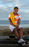 Fifa Brazil 2013 Confederation Cup / <br /> Brazil National Team - ( Sao Conrado Beach - Rio de Janeiro , Brazil ) -<br /> Thiago Silva , player of Brazil - Interview