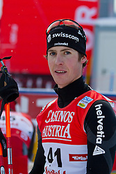 17.12.2011, Casino Arena, Seefeld, AUT, FIS Nordische Kombination, Langauf 10 km, im Bild Tim Hug (SUI) // Tim Hug of Switzerland during the cross-country skiing 10 km at FIS Nordic Combined World Cup in Sefeld, Austria on 20111211. EXPA Pictures © 2011, PhotoCredit: EXPA/ P.Rinderer