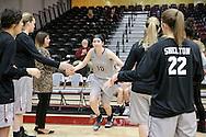 January 5, 2017: The Texas A&M International University Dustdevils play against the Oklahoma Christian University Lady Eagles in the Eagles Nest on the campus of Oklahoma Christian University.