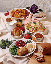 assorted food buffet combos breakfast lunch dinners Pennsylvania Dutch family style foods assortment quilt Bon Appetit traditional american breakfast concept conceptual metaphor waffles syrup bacon strips shoefly shoo fly pie apple dumpling blueberry muffin pitcher milk cup bowl vegetable soup crackers chicken club sandwich chicken breat gravy mashed potato potatoe red beets green beans raisin bread broccoli wood cutting board strawberry lifestyle travel Dine Entertaining Entice Enticing Fed Feed Feeding Flavor Flavorful Foodshot Fragrant Haute Gourmet Gourmand Good Gratify Gratifying Grocery Healthfood Hospitable Hospitality Ingredient Lunch Market Munchy Marketplace Natural Organic Portion Pretty Produce Refresh Refreshing Satisfying Satisfaction Seasonal Serve Serving Smell Still life