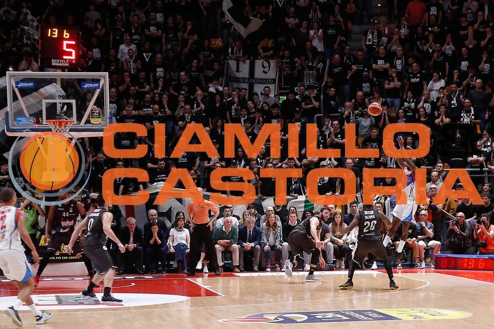 Culpepper Randy<br /> Segafredo Virtus Bologna - Redoctober Cantu<br /> Legabasket Serie A 2017/18<br /> Bologna, 07/04/2018<br /> Foto MarcoBrondi / Ciamillo-Castoria