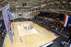 05-03-2006 VOLLEYBAL: FINAL 4 HEREN:  ORION - ORTEC NESSELANDE: ROTTERDAM<br /> In een mooie finale was Nesselande in 3 sets te sterk voor Orion / Rotterdam Topsporthal - Sporthal<br /> Copyrights2006-WWW.FOTOHOOGENDOORN.NL