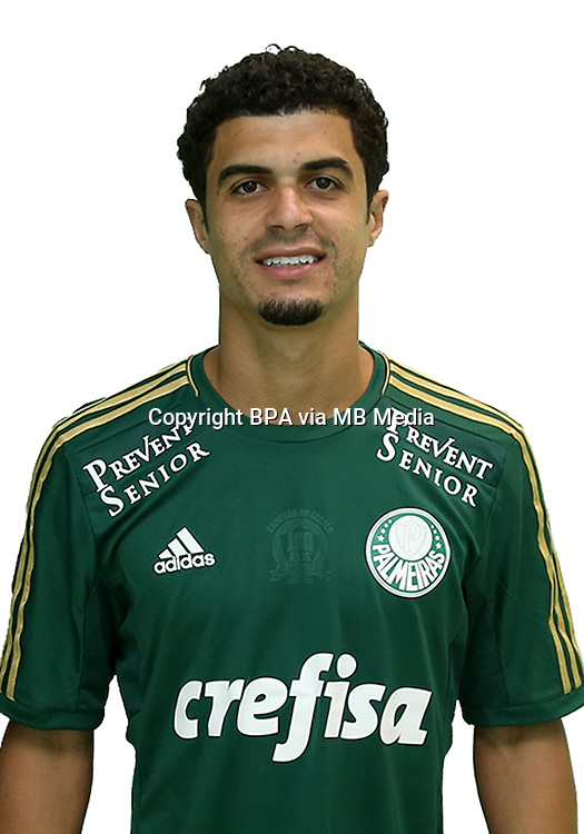 Brazilian Football League Serie A / <br /> ( Sociedade Esportiva Palmeiras ) - <br /> Egidio de Araujo Pereira Junior