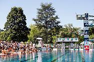 Venue<br /> Bolzano, Italy <br /> 22nd FINA Diving Grand Prix 2016 Trofeo Unipol<br /> Diving<br /> Men's 3m synchronised springboard final <br /> Day 03 17-07-2016<br /> Photo Giorgio Perottino/Deepbluemedia/Insidefoto