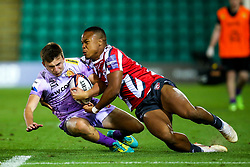 Arthur Realton of Exeter Chiefs - Mandatory by-line: Robbie Stephenson/JMP - 13/09/2019 - RUGBY - Franklin's Gardens - Northampton, England - Exeter Chiefs 7s v Gloucester Rugby 7s - Premiership Rugby 7s