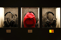 May 23, 2019 - Monte Carlo, Monaco - Motorsports: FIA Formula One World Championship 2019, Grand Prix of Monaco, ..Red cap in honor of Niki Lauda (22.02.1949 - 20.05.2019) (Credit Image: © Hoch Zwei via ZUMA Wire)
