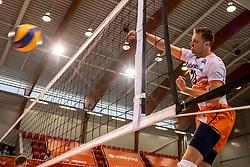 20-05-2018 NED: Netherlands - Slovenia, Doetinchem<br /> First match Golden European League / Robbert Andringa #18 of Netherlands