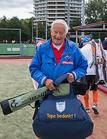 WAGENINGEN -  Jan-Willem van Waning (HDM) .  lustrum 2019,  60+ hockey, 30jaar.   met wedstrijden en andere festiviteiten.   COPYRIGHT KOEN SUYK