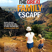 National Geographic Adventure Magazine.