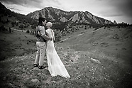 Lee & Ally's Boulder Wedding